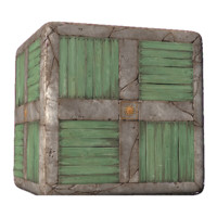 Fantasy dwarf Tile (clean)