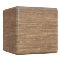 Smooth Hardwood Floor