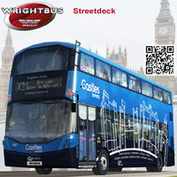 wrightbus streetdeck castle express 3d model