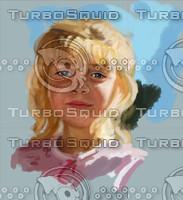 Portrait Texture