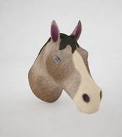 horse head 3d max