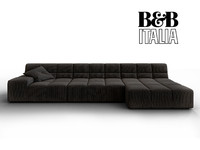 3d model b italia tufty-time