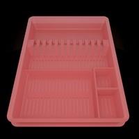 3d v-ray dish drainer model