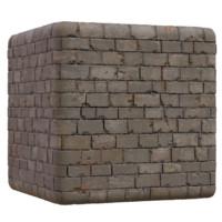 Grey Castle Wall