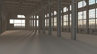 factory warehouse 3ds