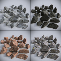Stones collection 02