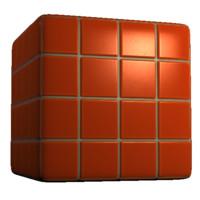 Clean Color Tiles