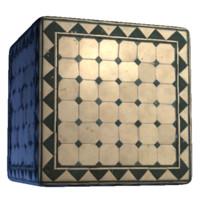 Clean Hotel Tile Floor