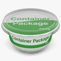 container package obj