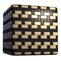 Clean Rectangular Colored Tiles