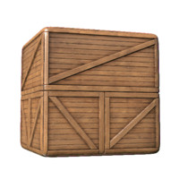 Clean Storage Crate