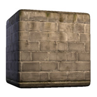 Concrete Brick Wall