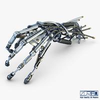 robotic hand v 2 max