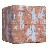 Trashed Welded Steel Panels