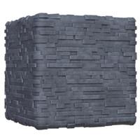 Ural Nero Brick Panels