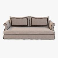 sk fredrick sofa 3d model