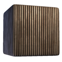 Corrugated Steel Bare