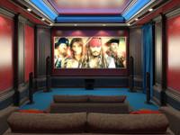 3d max picture interior
