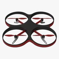 quadrocopter quads obj