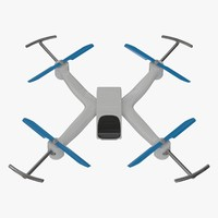 fbx quadrocopter quads