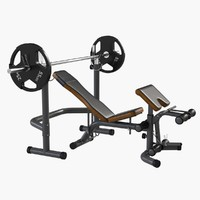 Bench Press Power Center