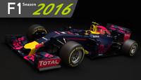 F1 RB12 2016