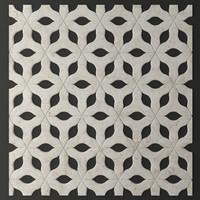 panel lattice grille 3d max