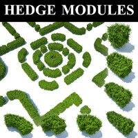 hedge modules max