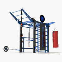 3d model strong nova-4 fts