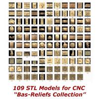 3d 109 stl cnc model