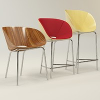 chair walter knoll 3ds