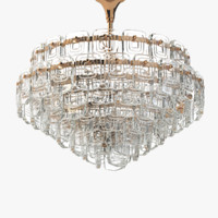 3d kinkeldey chandelier model