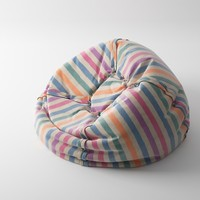 Colorful Beanbag Pouf