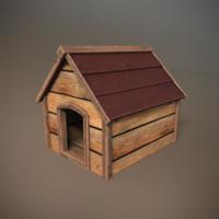 3d model kennel
