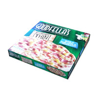 3d model pizza box -