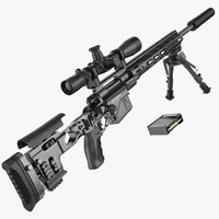 M2010 Enhanced Sniper Rifle