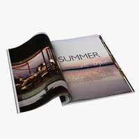 3d model magazine