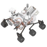 3d mars science laboratory curiosity