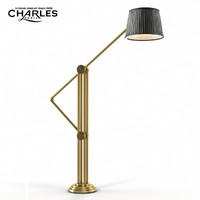 Charles_Paris Propylees Floor Lamp