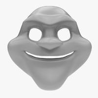 Biggy Man Mask