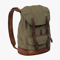standing travel backpack max