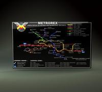 max metrorex bucharest lines
