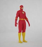 flash 3d model