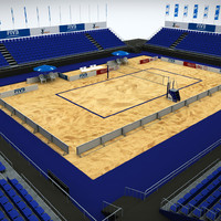 volleyball court max