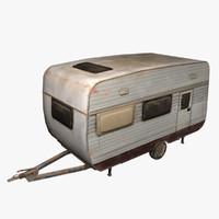 max old caravan