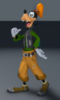 c4d goofy kingdom hearts