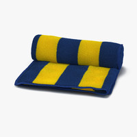 Beach Towel Yellow
