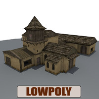 medieval house buildings max