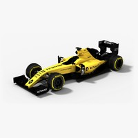 Renault R.S.16 Yellow