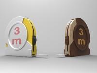 3d model tape